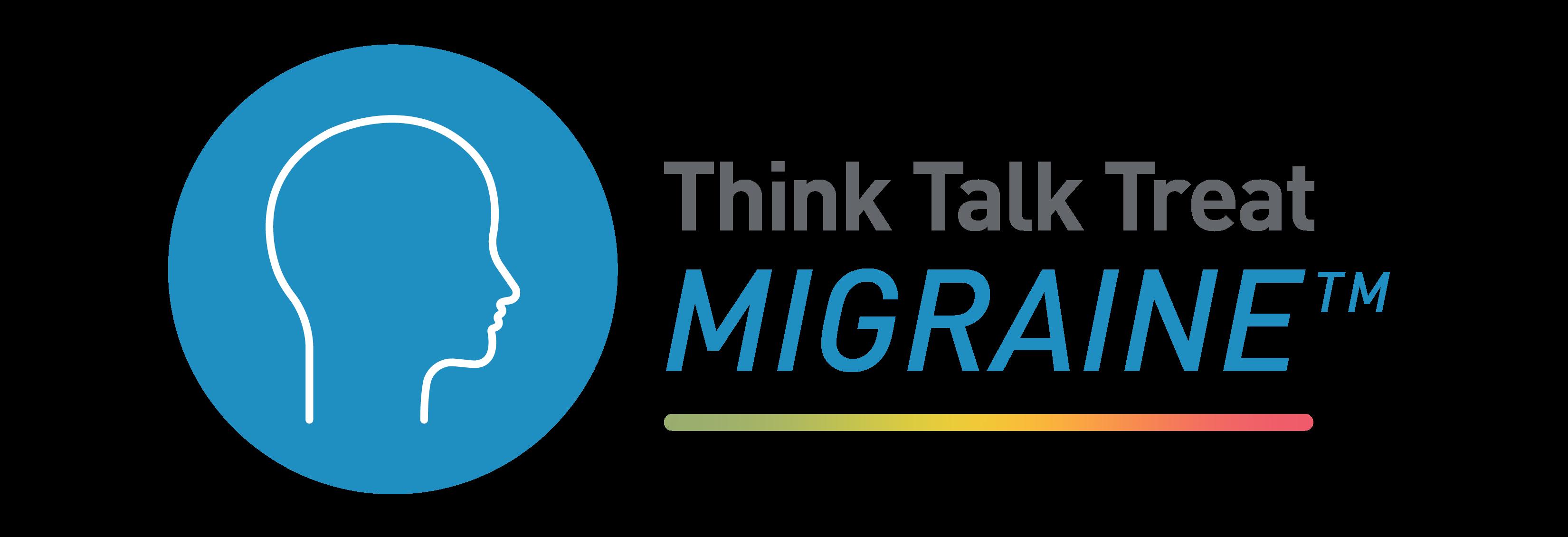 Think Talk Treat Migraine